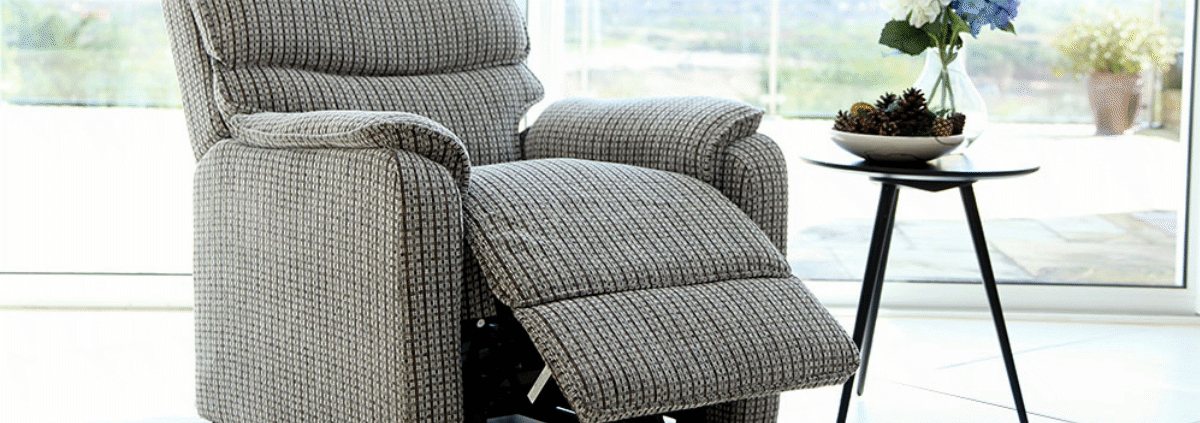 Fabric Riser Recliner Chairs
