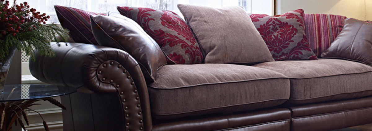 Leather 4 Seater Sofas At Harrison and Brown! | Harrison ...
