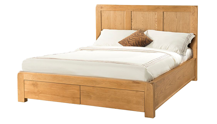 Double Bedstead with 2 Drawers