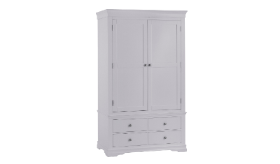 SW GWRG 2 Door Combination Wardrobe