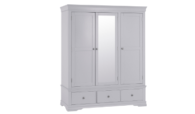 SW TWRG 3 Door Combination Wardrobe