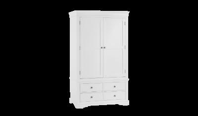 SW GWR W 2 Door Combination Wardrobe