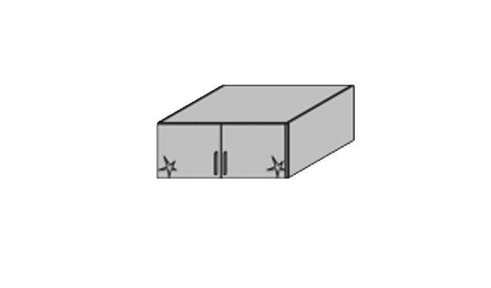 2 Door Top Box