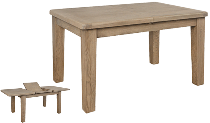 1.3m Extending Dining Table