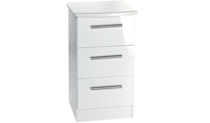 3 Drawer Locker