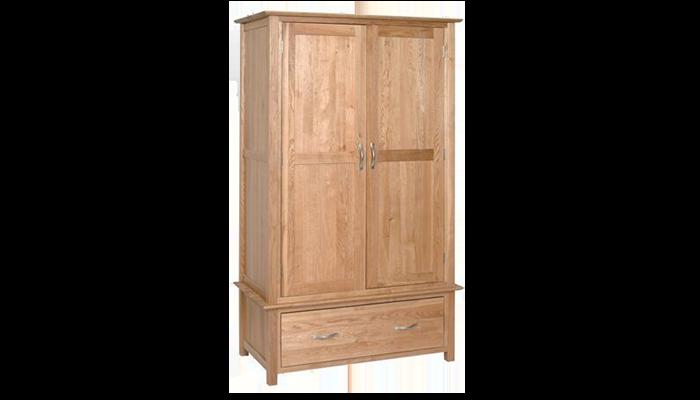 2 Door Combination Wardrobe