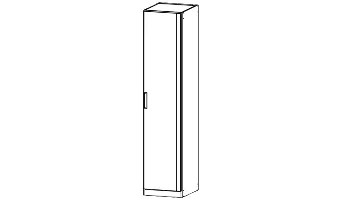 1 Door (LHF OR RHF)