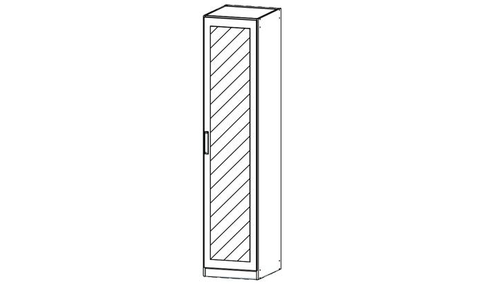 1 Door Combi (LHF OR RHF)