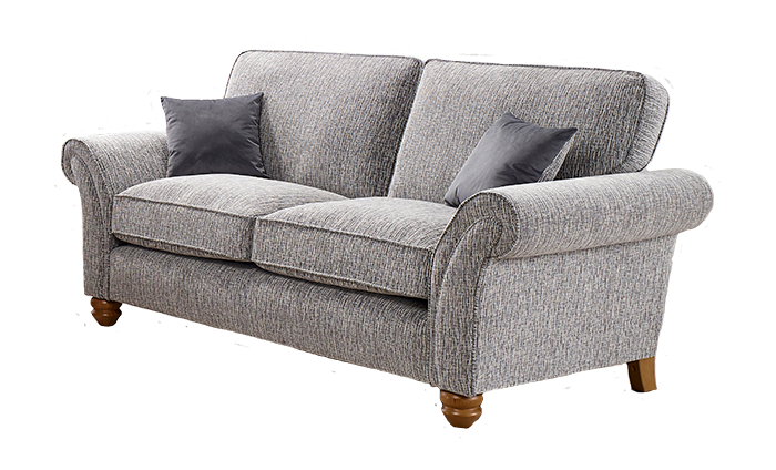 2 Seater Sofa High Back